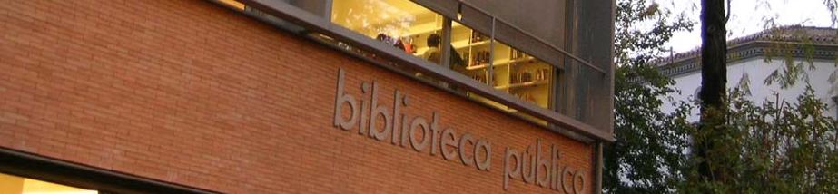 Fotografía de la fachada de la BPE-Biblioteca Provincial Infanta Elena de Sevilla