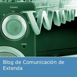 Blog de Comunicación Extenda