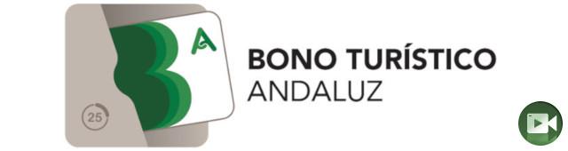 Accede al vídeo promocional: Bono turístico andaluz