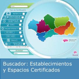Buscador de Establecimientos y Espacios Certificados