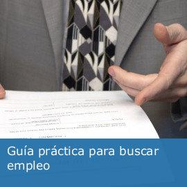 Guía práctica para buscar empleo