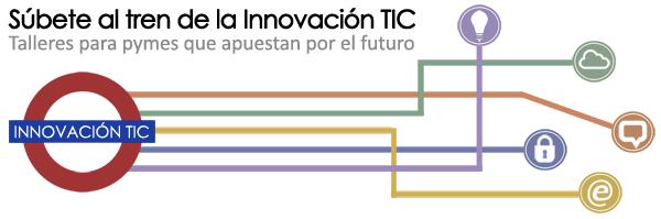 Súbete al tren de la innovación