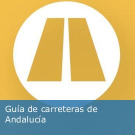 Guía de carreteras de Andalucía