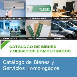 Catálogo de Bienes y Servicios Homologados