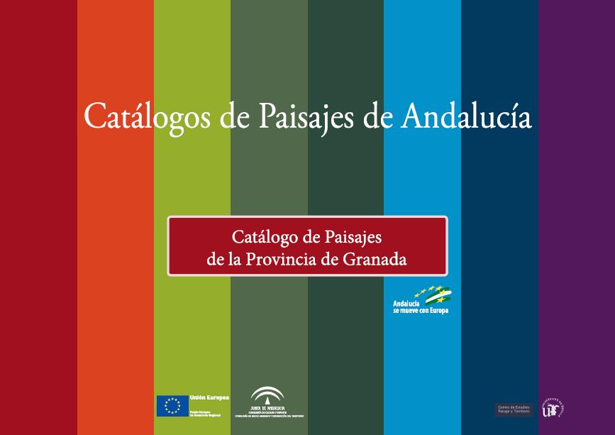 Catálogo de Paisaje de la provincia de Granada (pdf)