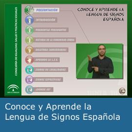Conoce y Aprende la Lengua de Signos Española