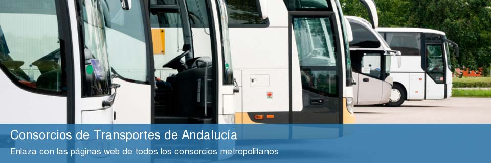 Consorcio de transportes andaluces - Área de Granada