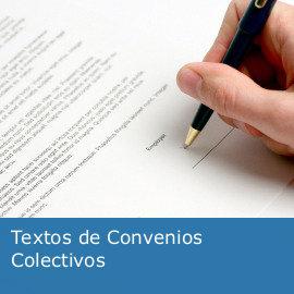 Textos de Convenios Colectivos