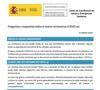 Preguntas y respuestas sobre el nuevo coronavirus COVID-19.
