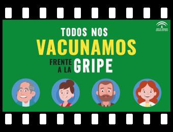 Video de Vacunación frente a la gripe