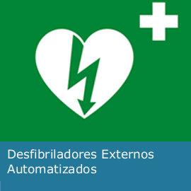 Desfibriladores Externos Automatizados