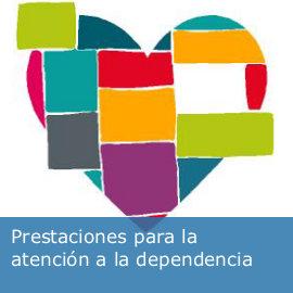 Catálogo de prestaciones para la atención a la dependencia