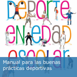 Manual para las buenas prácticas deportivas