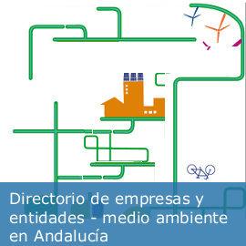 Directorio de empresas y entidades- Medio Ambiente en Andalucía