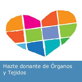 Hazte donante de Órganos y Tejidos
