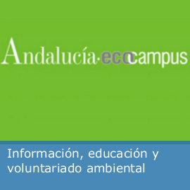 Información, educación y voluntariado ambiental