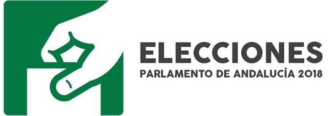 elecciones Parlamento Andalucía 2018