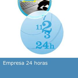 Programa Empresa 24h.