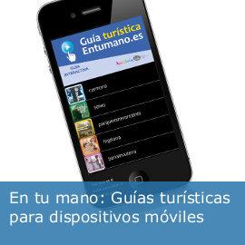 """Guías turísticas para dispositivos móviles: """"En tu mano"""""""