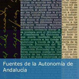 Fuentes de la Autonomía de Andalucía