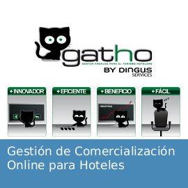 "Gestión de Comercialización Online para Hoteles: ""gatho"""