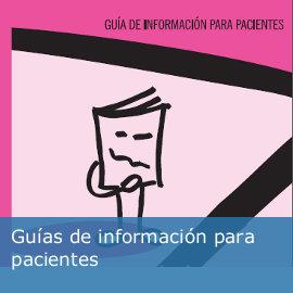 Guías de información para pacientes
