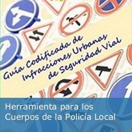 Guía codificada de infracciones urbanas de seguridad vial