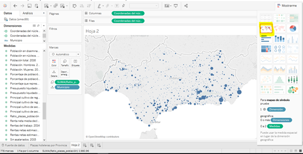 Tableau_vista mapa