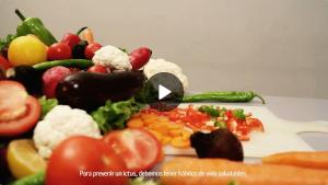 Vídeo Hábitos saludables para prevenir el Ictus