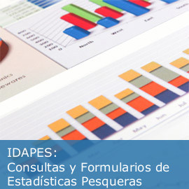 Consultas y formularios de estadísticas pesqueras: IDAPES