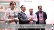 Profesionales de la artesanía andaluza visitan Fitur 2014