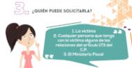El funcionamiento de la orden de protección y la activación de la proteccion integral de la víctima