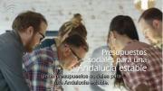 Proyecto de Presupuesto Andalucía 2018. Un Presupuesto social, una Andalucía estable