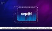 Catálogo electrónico de procedimientos de la administración local cep@l 2018