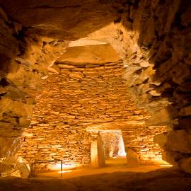 Conjunto Arqueológico Dólmenes de Antequera. El Romeral