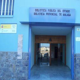 Biblioteca Pública del Estado - Biblioteca Provincial de Málaga