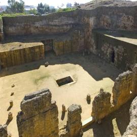 Conjunto Arqueológico de Carmona. Tumba de Servilia