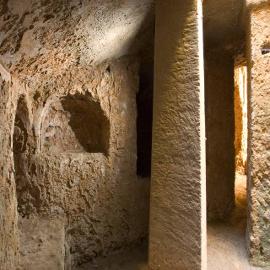 Conjunto Arqueológico de Carmona. Tumba de las 4 Columnas