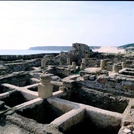 Conjunto Arqueológico de Baelo-Claudia. Vista general