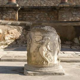Conjunto Arqueológico de Itálica. Columna