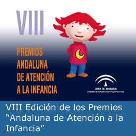 """VIII Edición de los Premios """"Andaluna de Atención a la Infancia"""""""