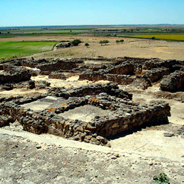 Yacimiento Arqueológico Doña Blanca
