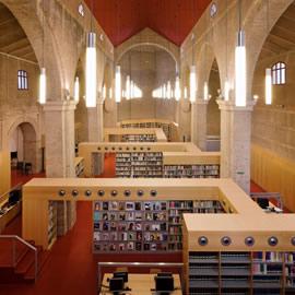 Biblioteca del Centro de Documentación de las Artes Escénicas de Andalucía