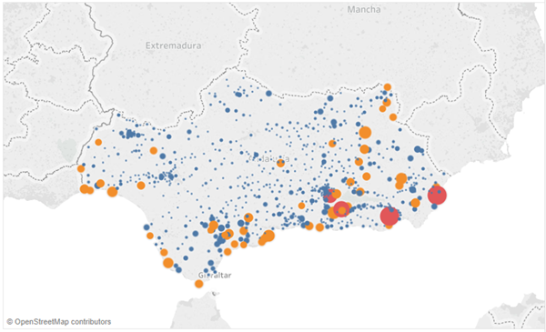 Tableau_vista mapa_clúster