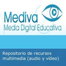 Repositorio de recursos multimedia: MEDIVA