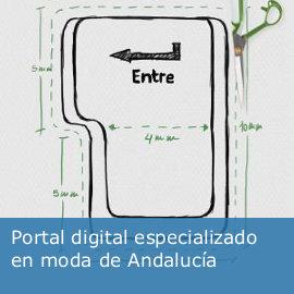 Portal digital especializado en moda de Andalucía