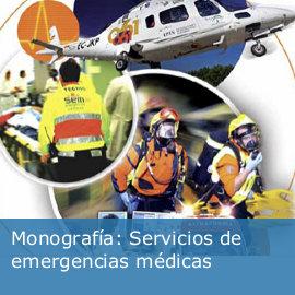 """Monografía: """"Servicios de emergencias médicas"""""""