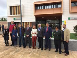 Junta de andaluc a el sae invierte 1 37 millones en la for Oficina del sae