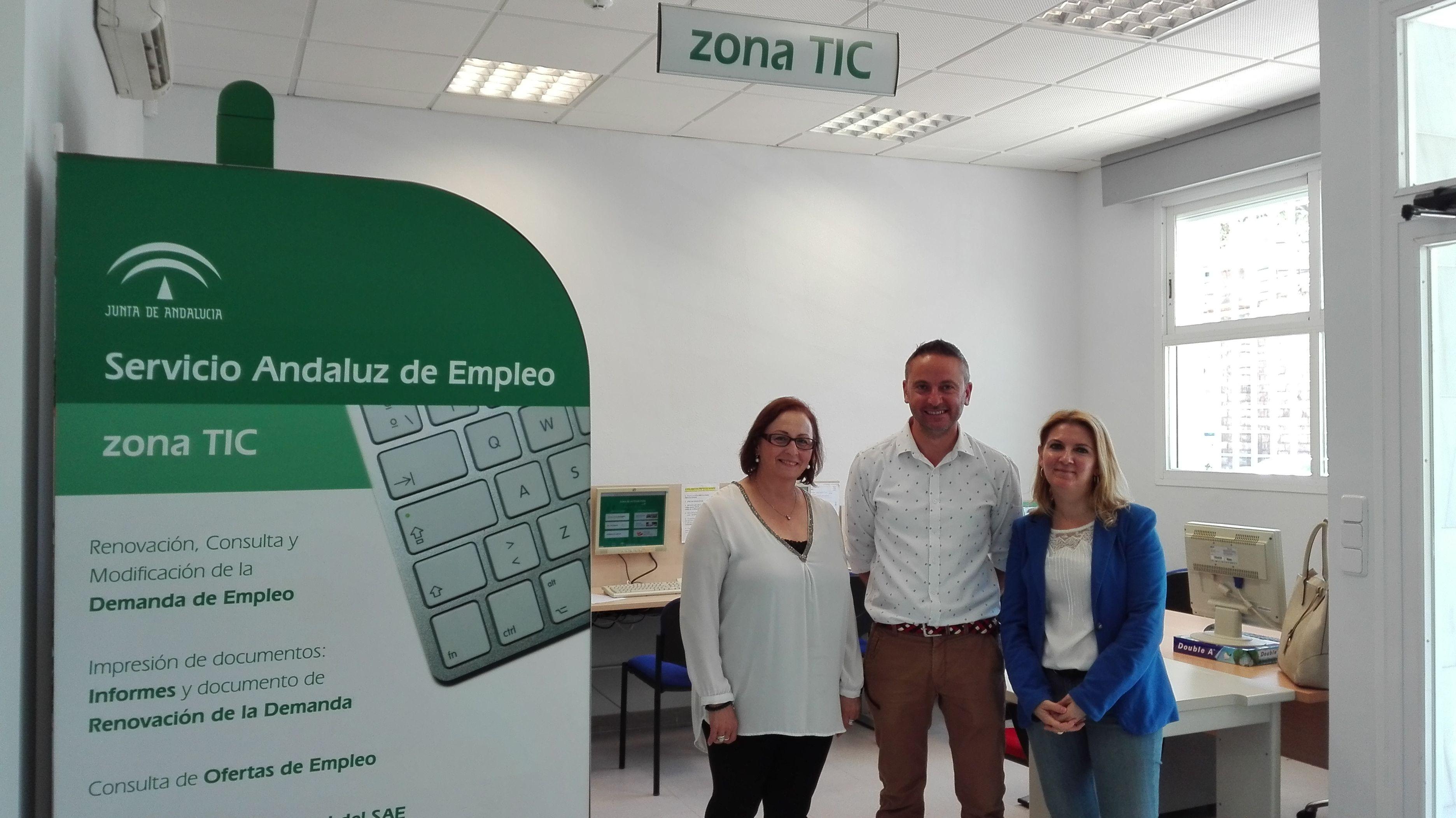 Junta de andaluc a ya est en funcionamiento la nueva for Oficina del sae