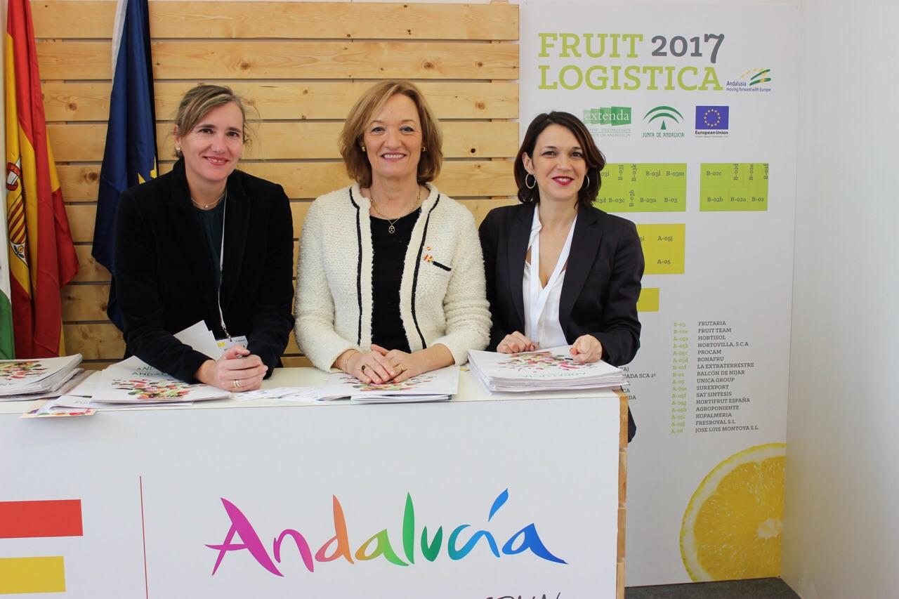 La exportaciones de frutas y hortalizas andaluzas a Reino Unido siguen al alza a pesar de la amenaza del Brexit